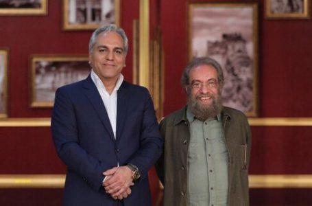مسعود فراستی در «دورهمی»: من طرفدار سانسورم