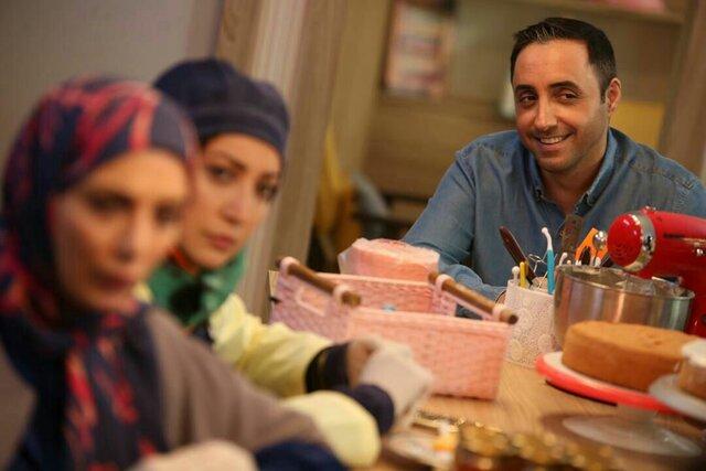 امیرحسین رستمی در سریال طنز «صفر بیست ویک»