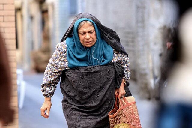 دلخوری کارگردان و تهیهکننده «زیرخاکی» از گوهر خیراندیش