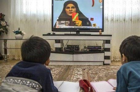 جدول پخش مدرسه تلویزیونی