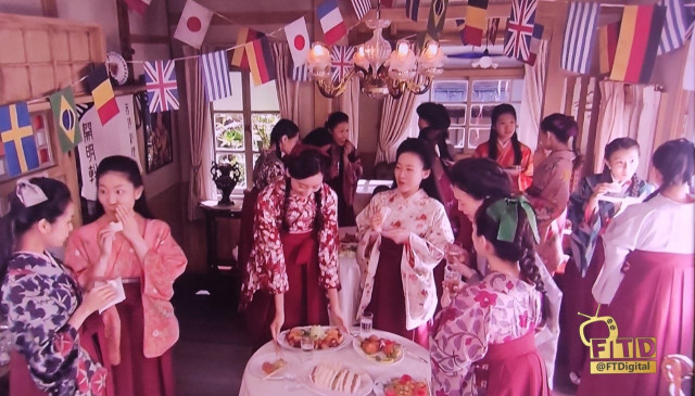 زمان پخش سریال ژاپنی نوش جان